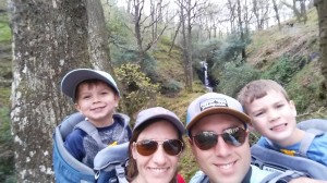Wicklow National Park - First Family Hike in Ireland..the Adventure Begins!