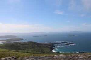 Great coastal views