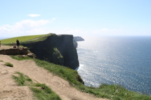 Amazing Cliffs of Moher