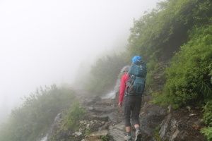 Challenging Terrain and Visibility