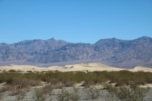 Amazing sand dunes