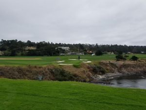 View of Pebble Beach Golf Course