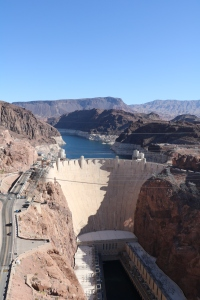 Beautiful Day to See Hoover Dam